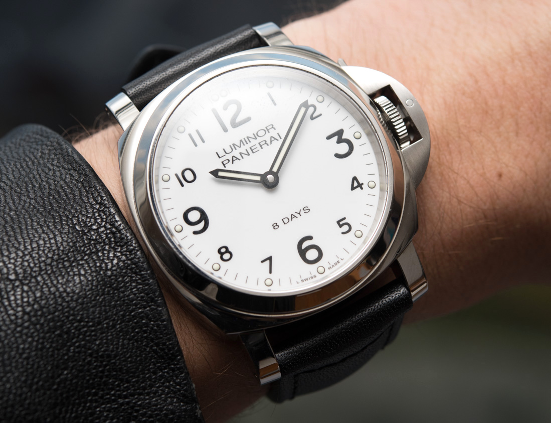 acciaio who days watches watchpaper a gmt should automatic panerai wp buy luminor