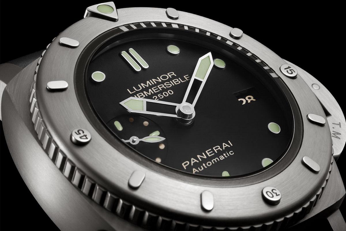 858f082400b Top swiss made fake Panerai Luminor Submersible watches on the market